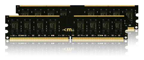 Mushkin DDR2-800 mit 4 GB (996580X2)