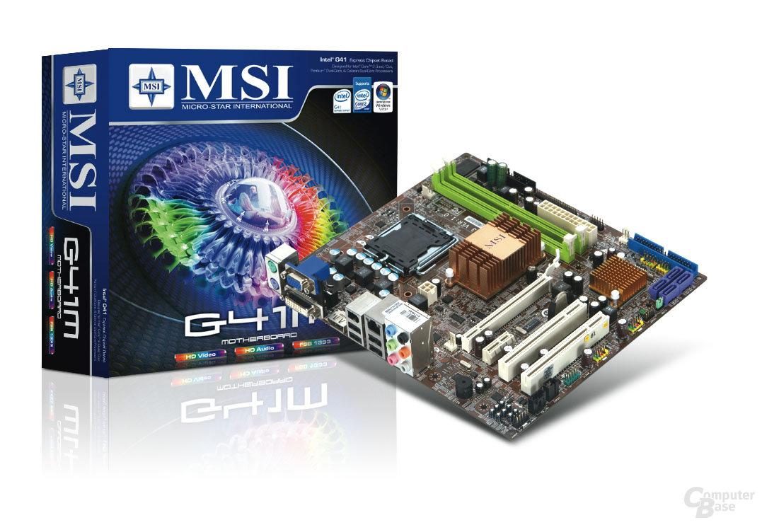 MSI G41M-FIDP