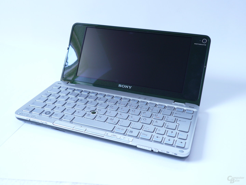 Sony Vaio P bei ComputerBase