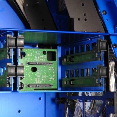 Lian-Li PC-888 – HDD-Käfige