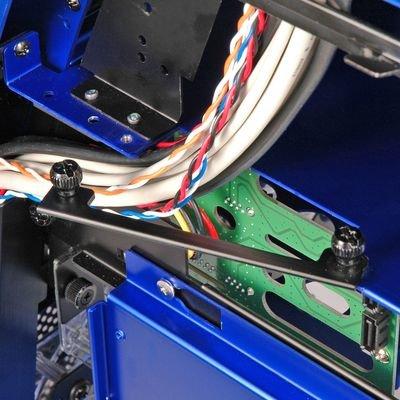 Lian-Li PC-888 – Kabelmanagement