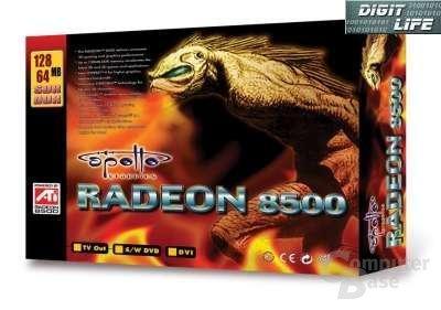 Radeon 8500 Pro Box