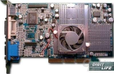 Radeon 8500 Pro Front