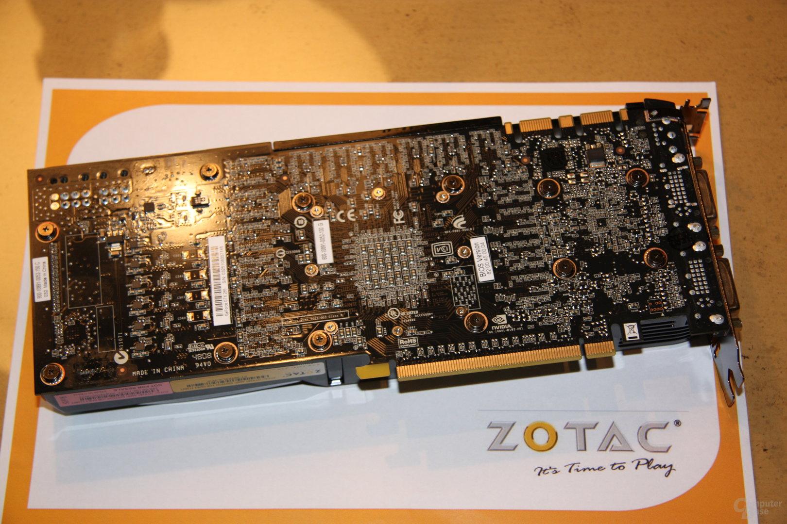Zotac auf der CES 2009