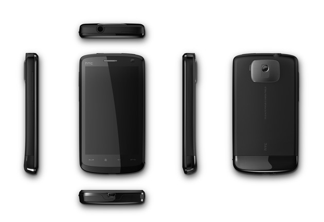 Touch HD – Nicht gerade dünn, aber angemessen