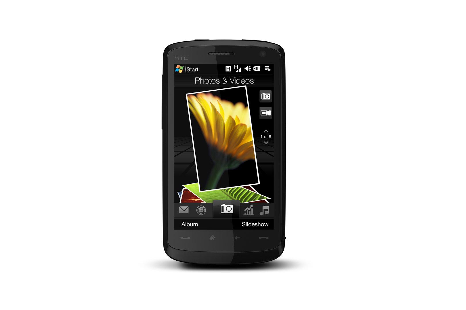 Touch HD Display – Nicht nur für Fotos geeignet