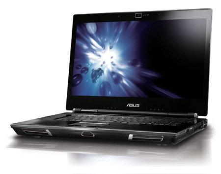 Asus W90 Gaming-Notebook