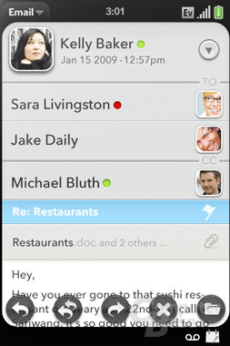 EmailViewWithContacts