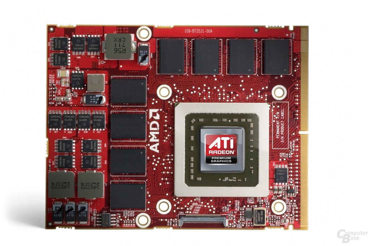 ATI Mobility Radeon HD 4800 Series