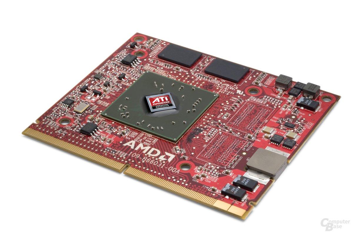 ATI Mobility Radeon HD 4300/4500 Series