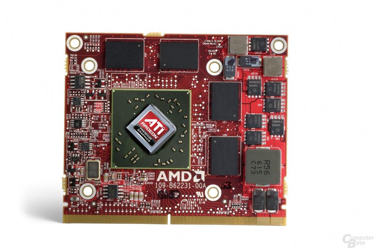 ATI Mobility Radeon HD 4600 Series