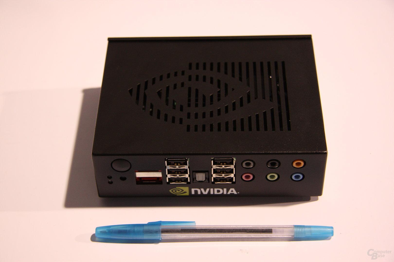 Nvidia auf der CES 2009