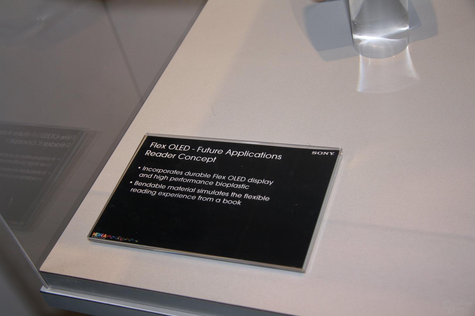 OLEDs von Sony auf der CES 2009