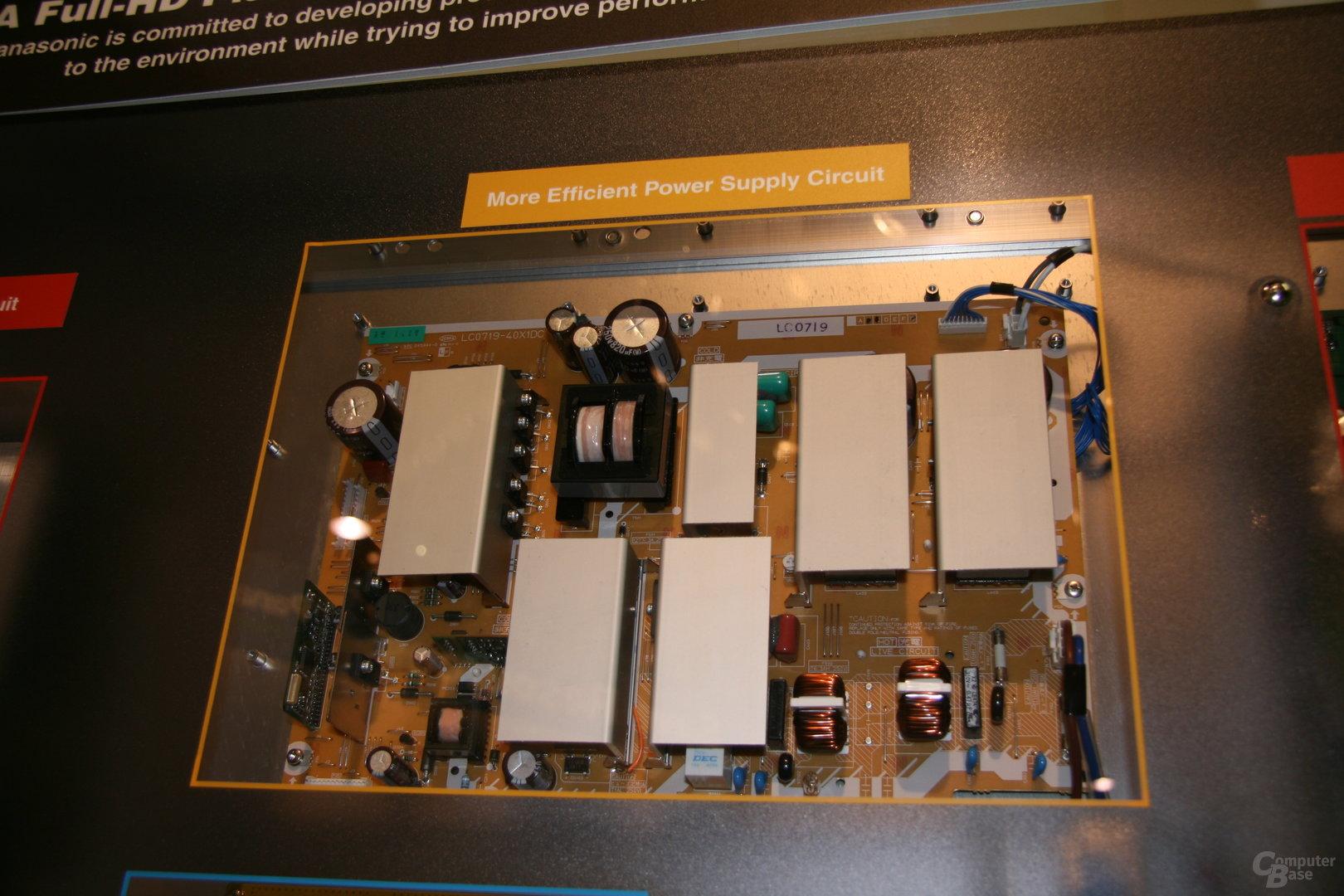 Ultra-dünne Plasmafernseher von Panasonic