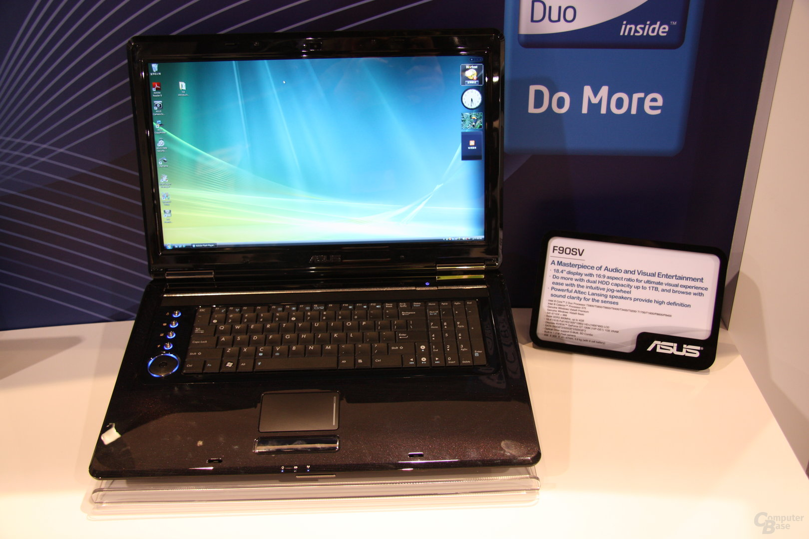 Asus Notebook mit 512 GB SSD