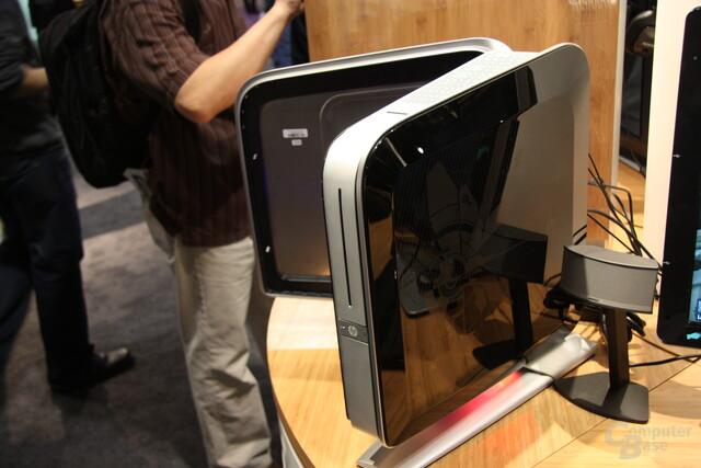 HP Firebird auf der CES 2009