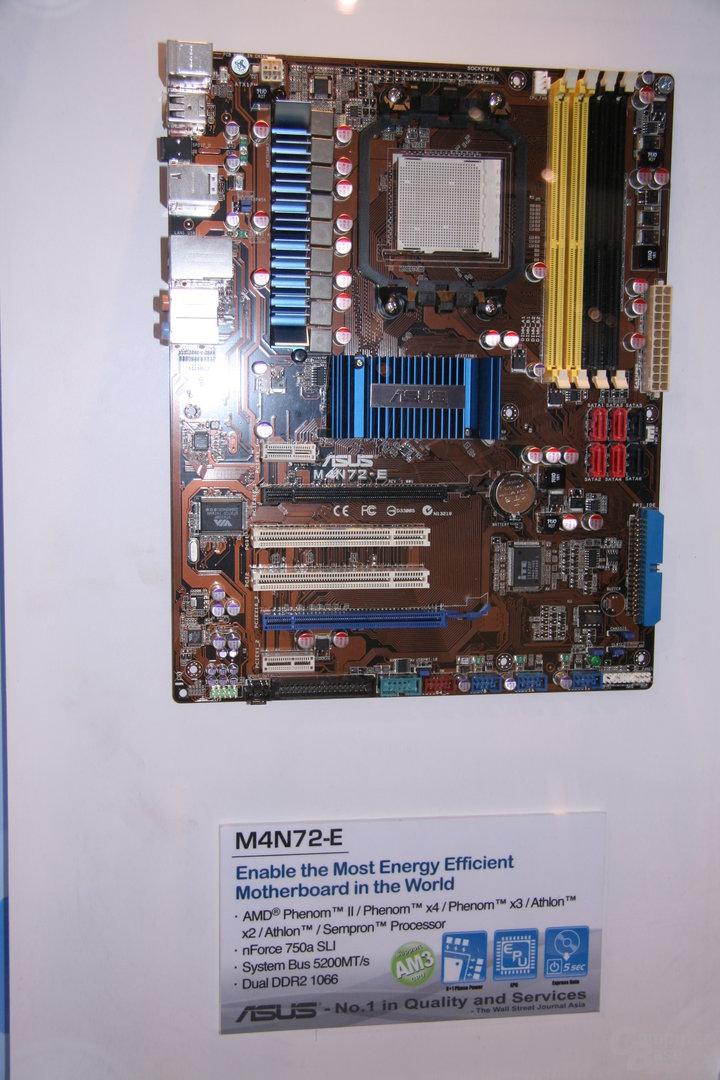 Asus-Mainbards der M4-Serie
