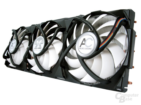 Arctic Cooling Accelero Xtreme GTX 280