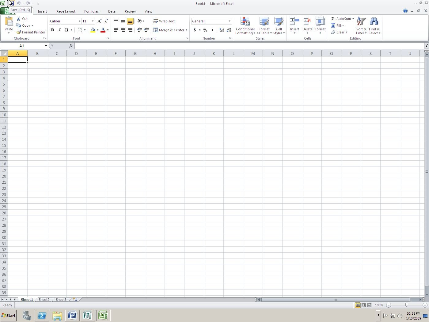 Microsoft Office 14 – Excel