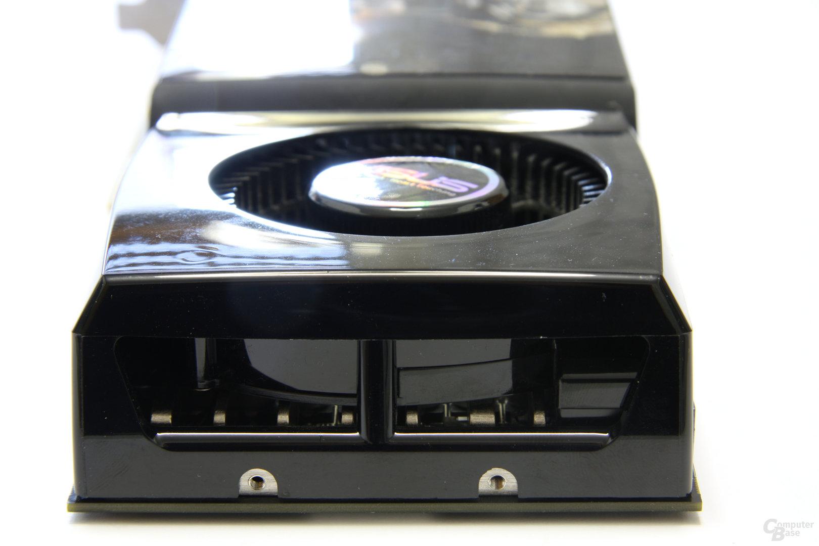 GeForce GTX 285 von hinten
