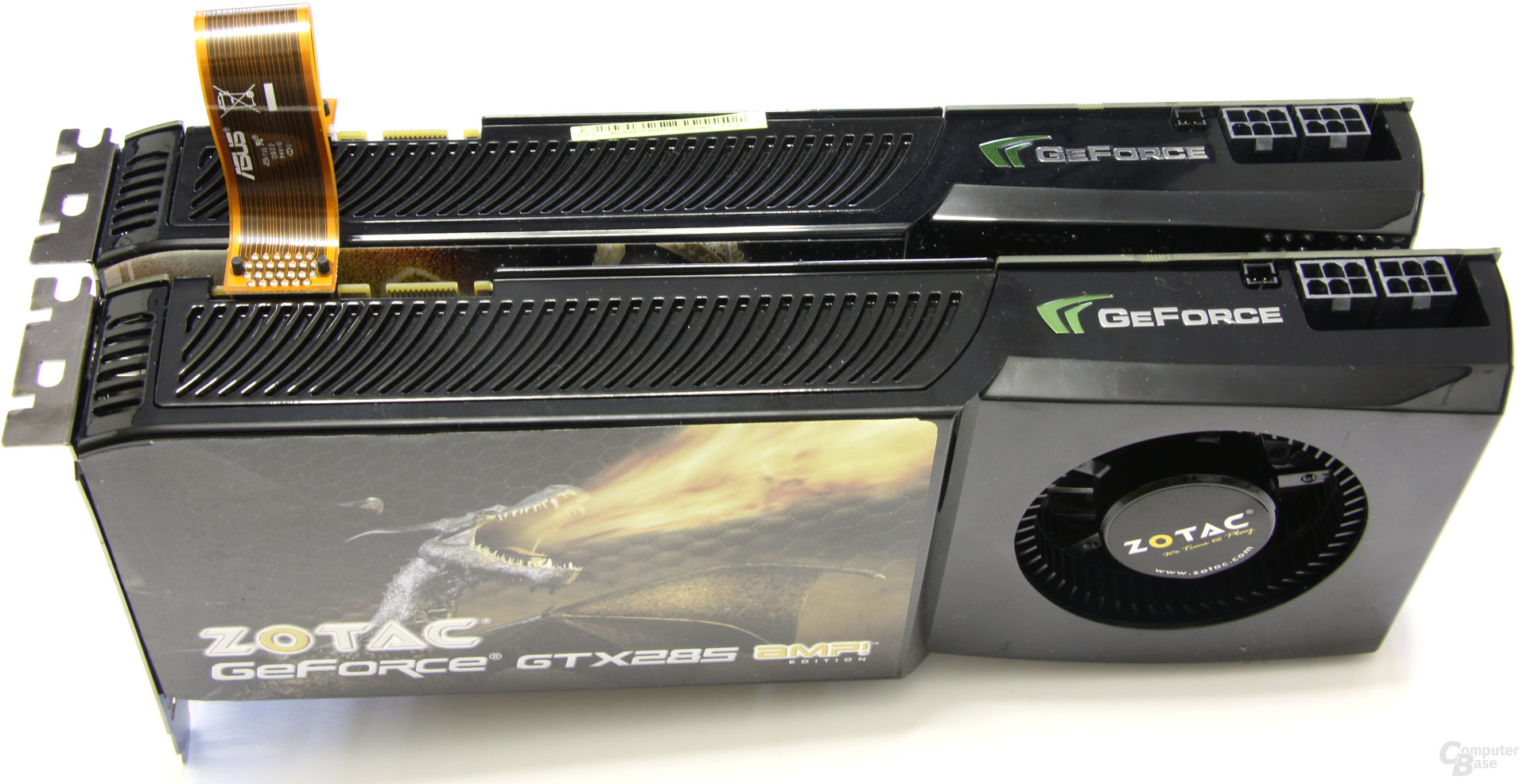 SLI mit GTX 285