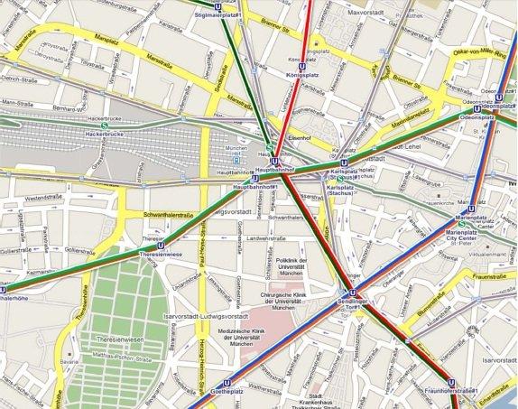 Google Maps München