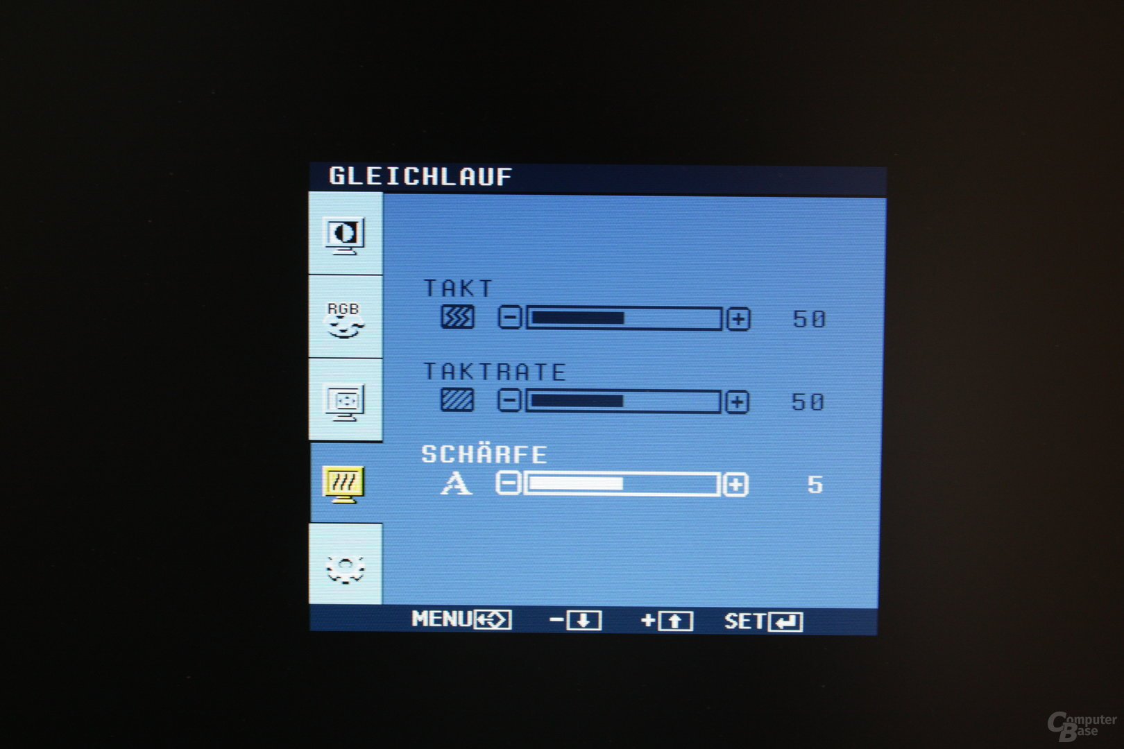 Onscreen Display