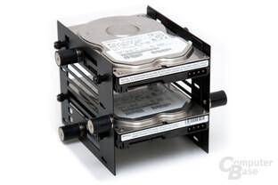 Scythe Hard Disk Stabilizer x4