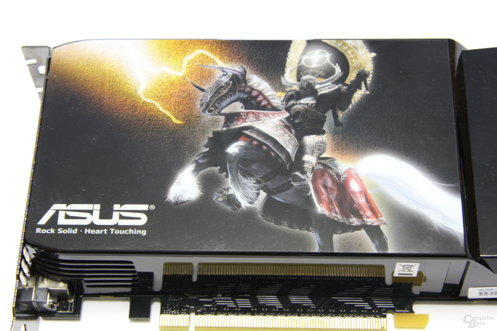 Asus GeForce GTX 285 TOP Aufkleber