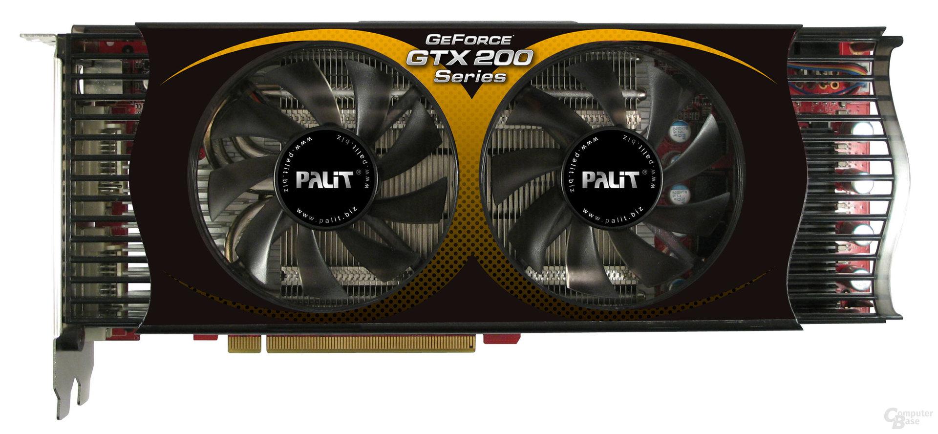 Palit GeForce GTX 260 Sonic 216 SP