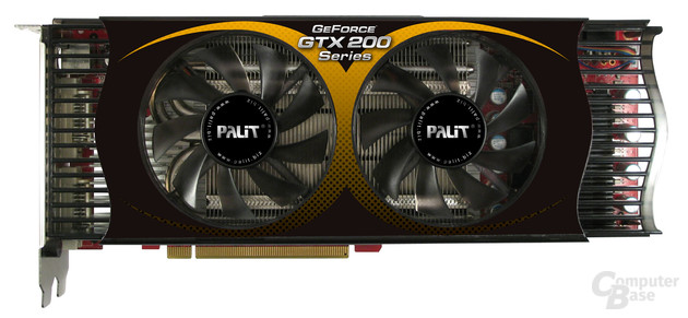 Palit GeForce GTX 260 Sonic 216 SP