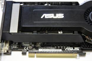 Radeon HD 4850 Matrix Schriftzug