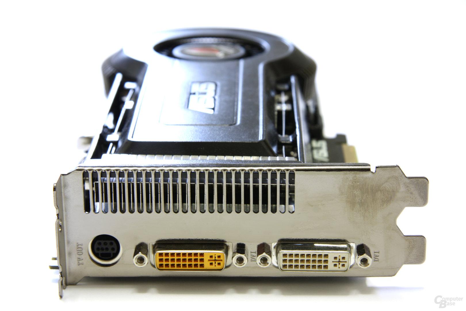 Radeon HD 4850 Matrix Slotblech