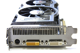 Radeon HD 4870 Matrix Slotblech