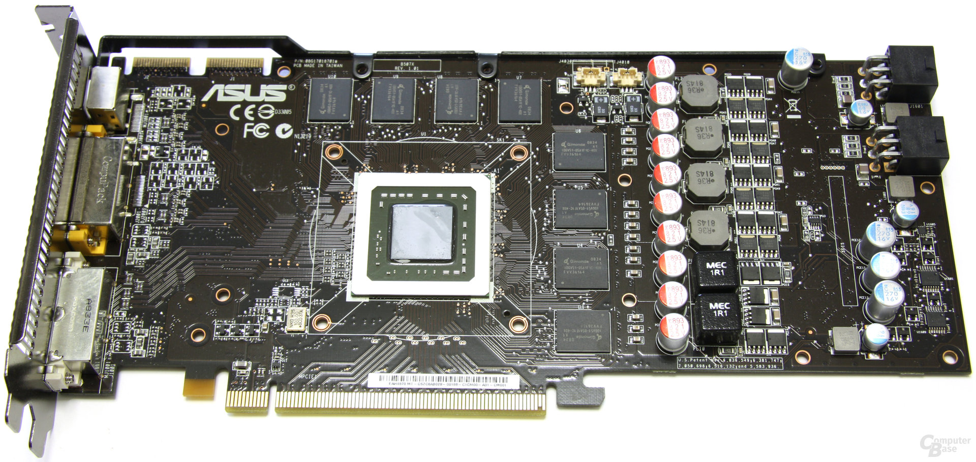 Radeon HD 4870 Matrix ohne Kühler
