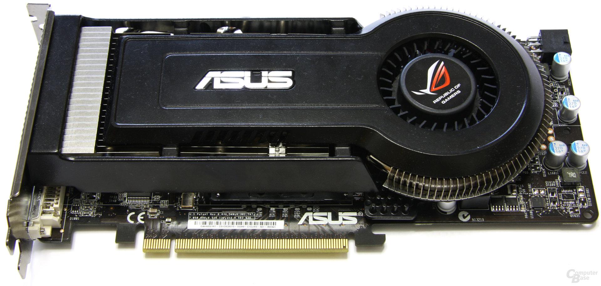 Asus Radeon HD 4850 Matrix