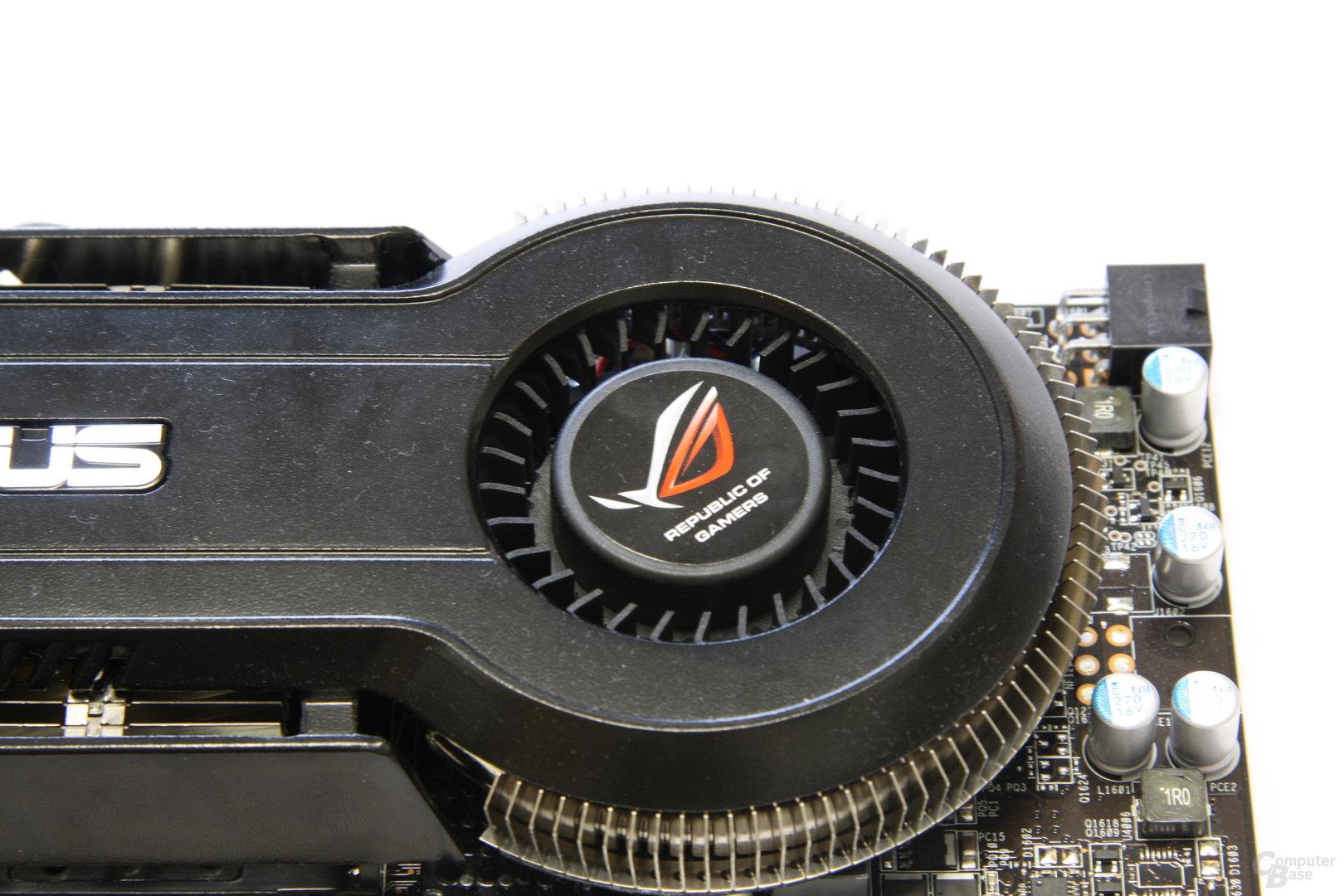 Radeon HD 4850 Matrix Lüfter