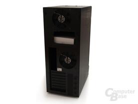 Lian Li PC-X500 Heckansicht