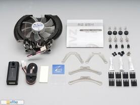 Zalman VF-2000 LED CPU- und GPU-Kühler