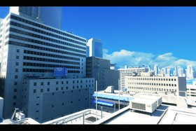 Mirror's Edge - Grafik