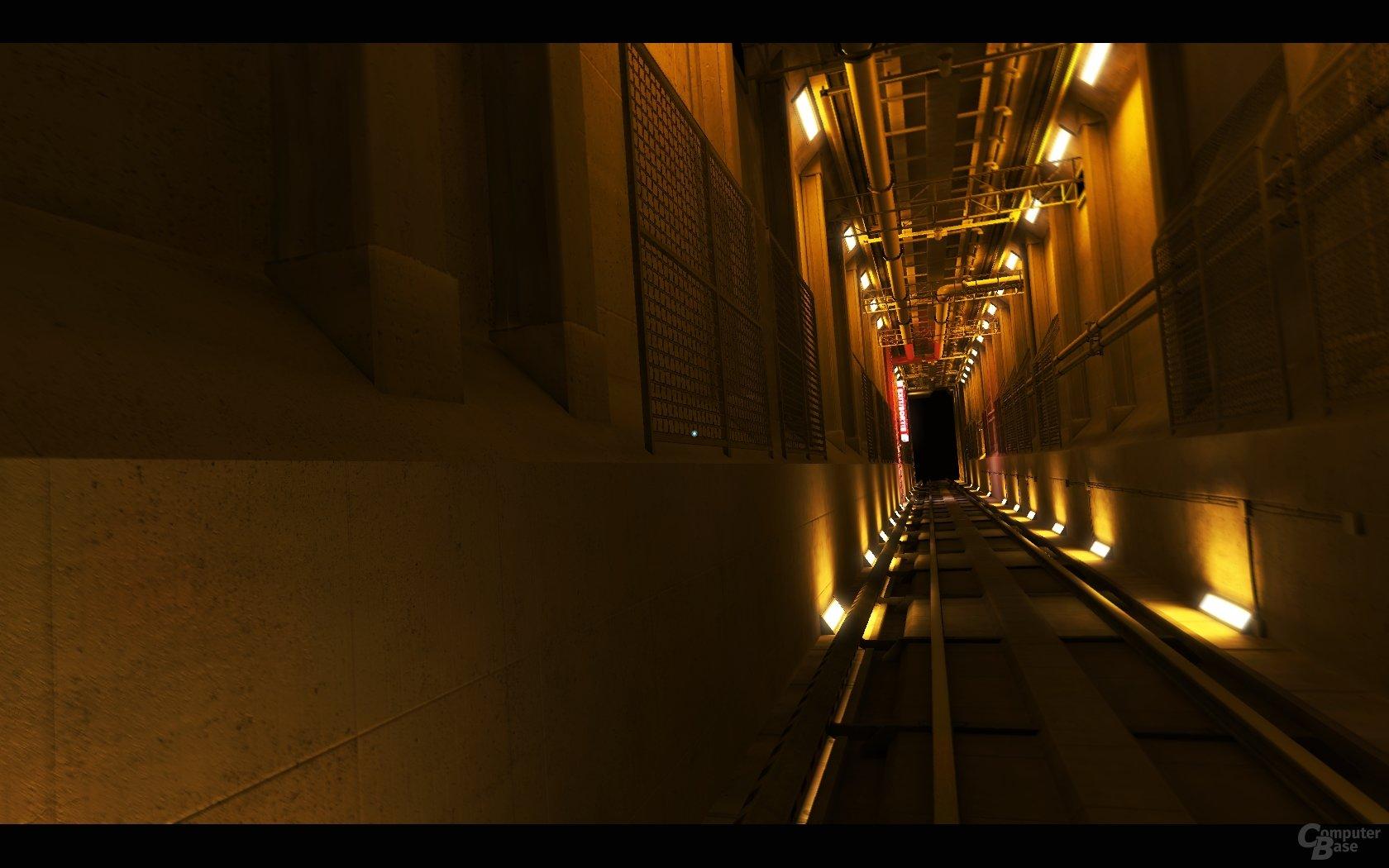 Mirror's Edge - Grafik