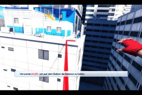 Mirror's Edge - Tutorial
