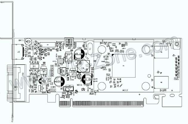 GT218-Bord