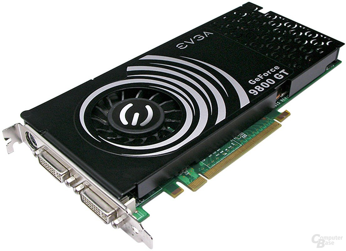 EVGA GeForce 9800 GT