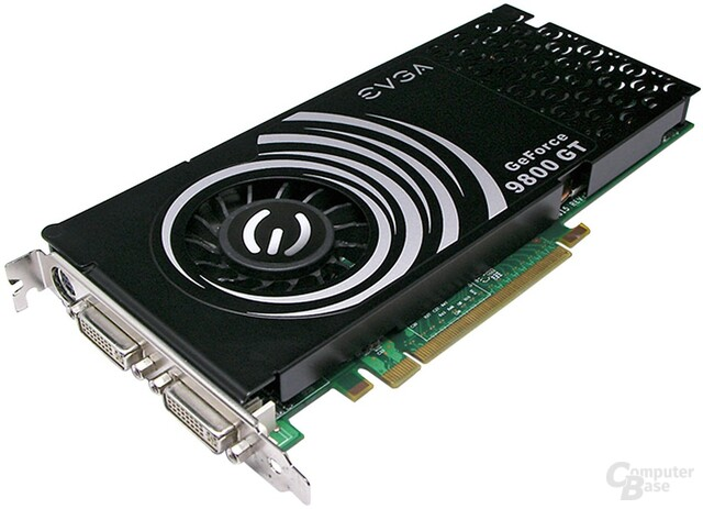 EVGA GeForce 9800 GT