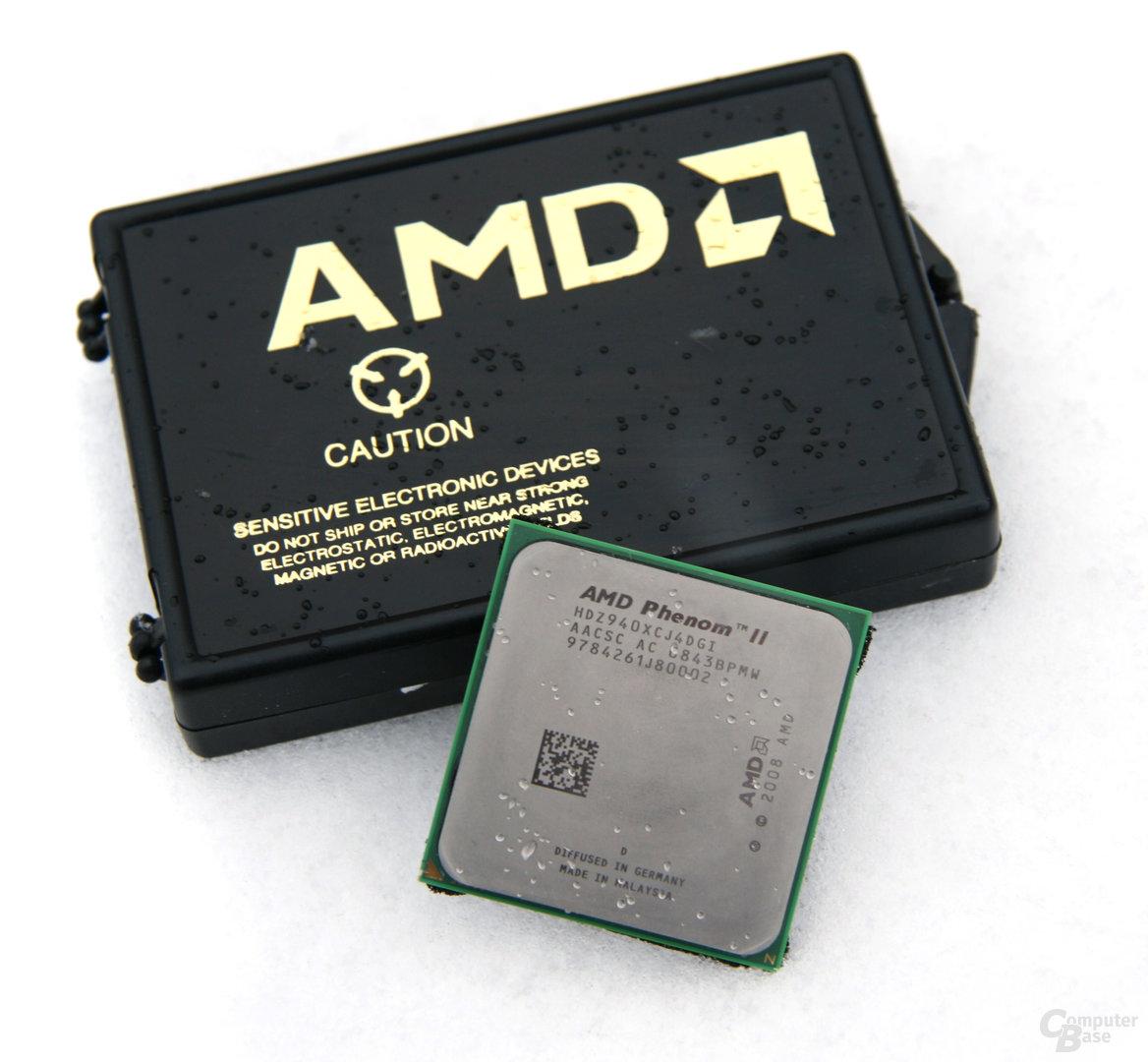 AMD Phenom II X4 940 - Made in Malaysia