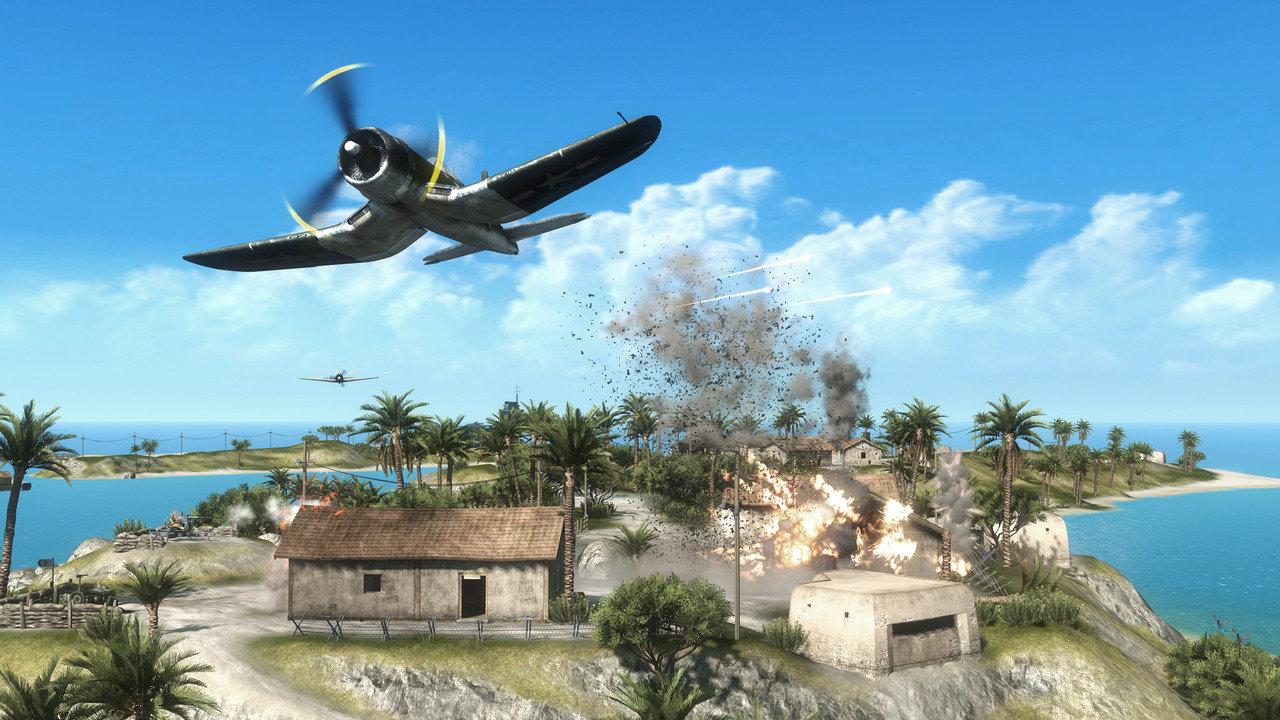 6. Februar: Battlefield 1943