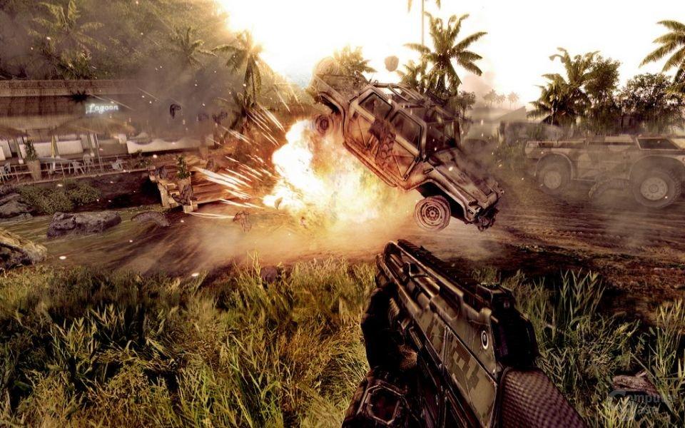 Crysis Maximum Edition