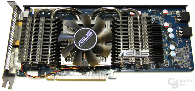 Asus GeForce 9800 GTX+ Dark Knight TOP
