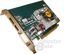 S3 Chrome 540 GTX